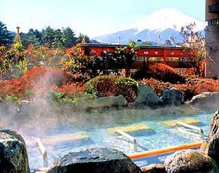 山梨の温泉 | 特色と温泉地一覧 ...